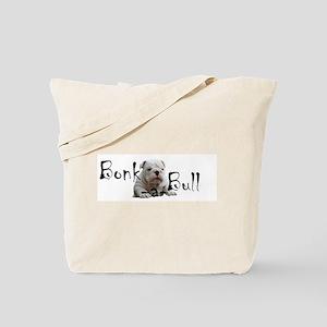 Bonk-a-Bull Tote Bag