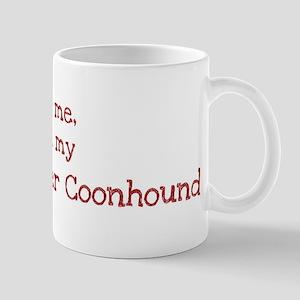 Love my Treeing Walker Coonho Mug