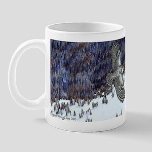 Arboreal Flyer Mug