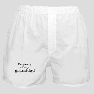 Property of granddad Boxer Shorts