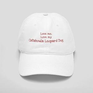 Love my Catahoula Leopard Dog Cap