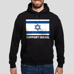 Support Israel Hoodie (dark)