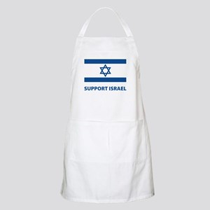 Support Israel BBQ Apron