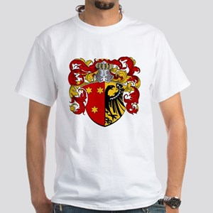 Kuyper Family Crest White T-Shirt