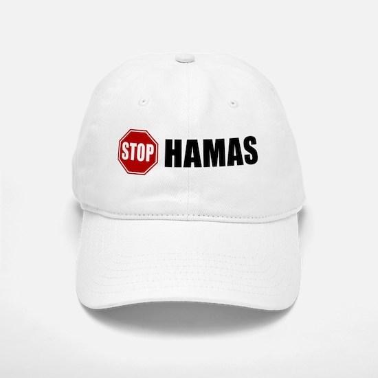 Stop Hamas Baseball Baseball Cap