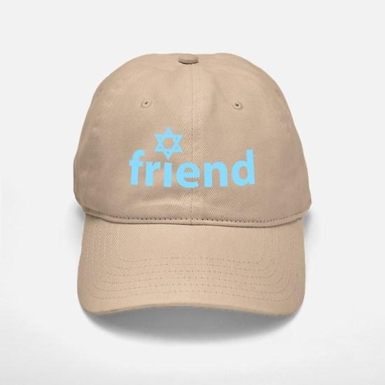 Friend of Israel Baseball Baseball Cap