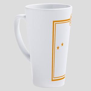 Dog Lover Shirt I Just Want To Han 17 oz Latte Mug