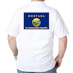 Montana-4 Golf Shirt