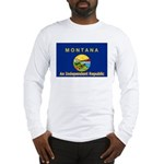 Montana-4 Long Sleeve T-Shirt
