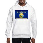Montana-4 Hooded Sweatshirt