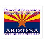 Arizona-4 Small Poster