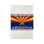 Arizona-4 Rectangle Magnet (10 pack)