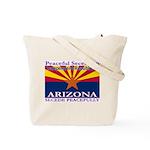 Arizona-4 Tote Bag