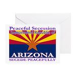 Arizona-4 Greeting Card