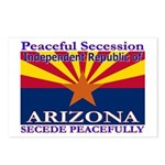 Arizona-4 Postcards (Package of 8)