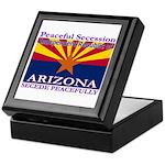 Arizona-4 Keepsake Box