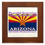 Arizona-4 Framed Tile