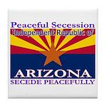 Arizona-4 Tile Coaster