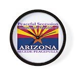 Arizona-4 Wall Clock