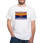 Arizona-4 White T-Shirt