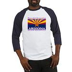 Arizona-4 Baseball Jersey