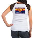 Arizona-4 Women's Cap Sleeve T-Shirt