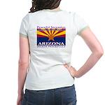 Arizona-4 Jr. Ringer T-Shirt