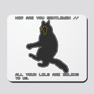 All Your LOLs Mousepad