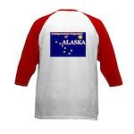 Alaska-4 Kids Baseball Jersey