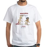 Poopy Muhammad White T-Shirt