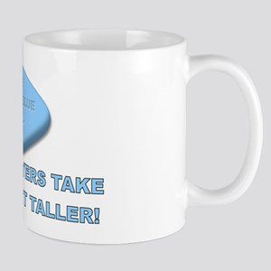 Little Blue Pill Mug