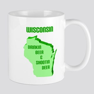 Beer & Deer Mug