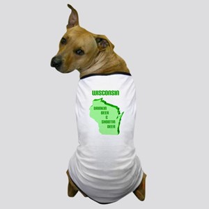 Beer & Deer Dog T-Shirt