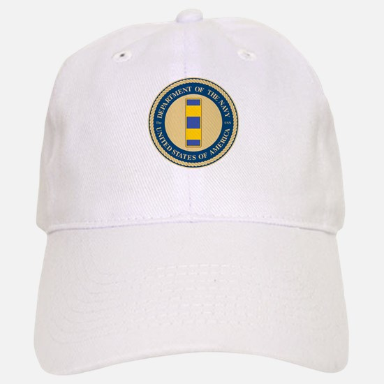 Navy Chief Warrant Officer 2 Baseball Baseball Cap