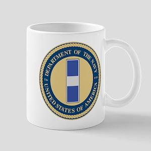 Navy Chief Warrant Officer 3 Mug