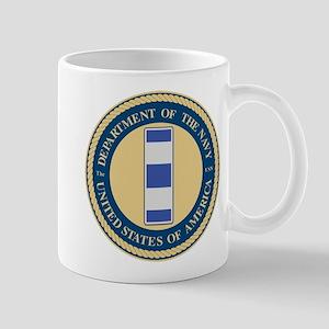 Navy Chief Warrant Officer 4 Mug