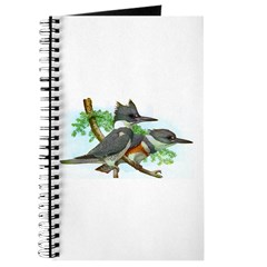 Belted Kingfisher Journal