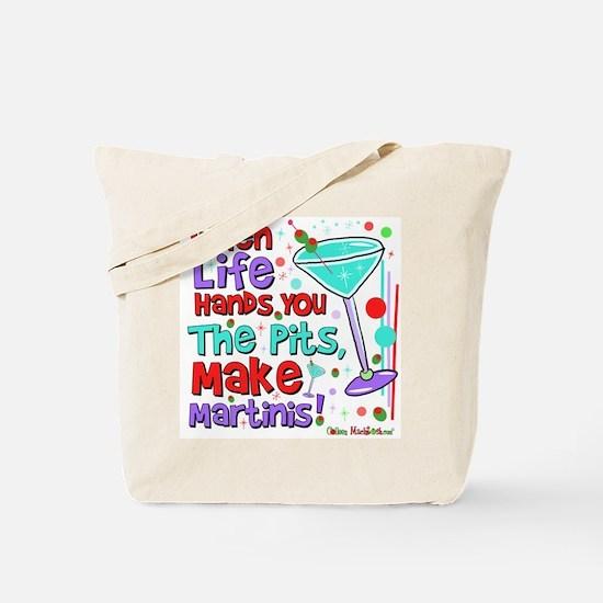 Make Martinis Tote Bag
