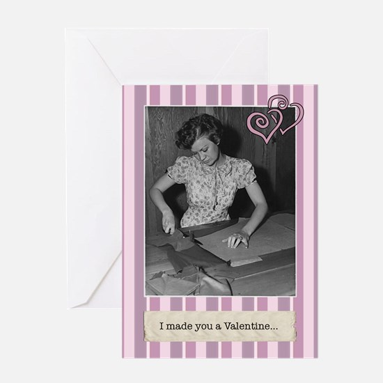 Burned Your Valentine in a Trashcan Card