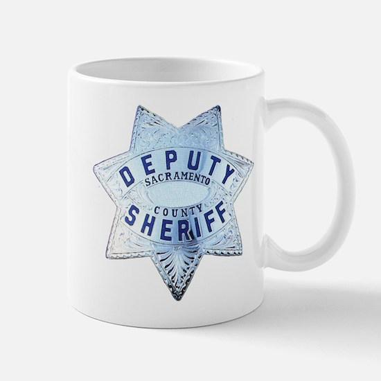 Sacramento Deputy Sheriff Mug