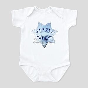 Sacramento Deputy Sheriff Infant Bodysuit