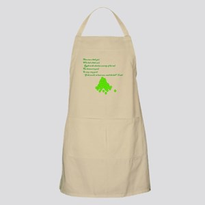 Flyball Get the Ball BBQ Apron
