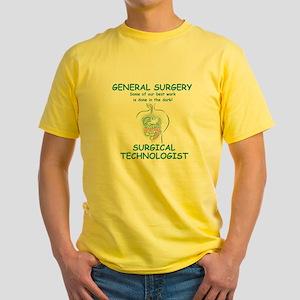 Gen Surg ST Yellow T-Shirt