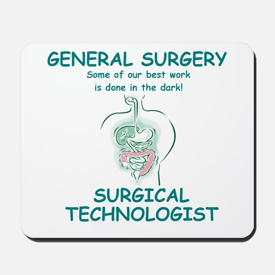 Gen Surg ST Mousepad