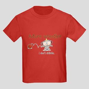 Future Wrestler Kids Dark T-Shirt