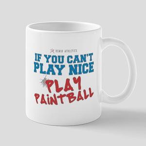 Paintball Slogan Mug