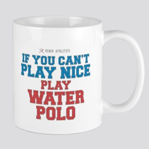 Water Polo Slogan Mug