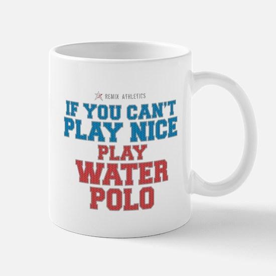 Water Polo Slogan Mug