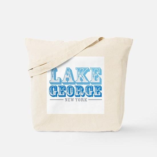 Lake George - Tote Bag