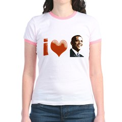 I Heart Obama T